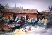George Siaba - Old house-Megara