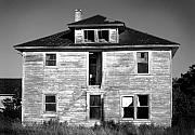 Stephen Mack Metal Prints - Old House on Stagecoach Road Metal Print by Stephen Mack