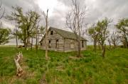 Old House Photo Originals - Old House Pawnee Grasslands. Co by James Steele
