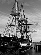 Old Ironsides Prints - Old Ironsides Print by Mark Grayden