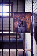 Imprisonment Prints - Old Jail Cell Print by Jill Battaglia