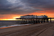 Mary Almond - Old Jennettes Pier