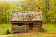 J Jaiam - Old Log Cabin