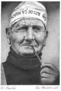 Wilfrid Barbier - Old Man From Iles de la...