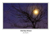 John  Hamlon - Old Man Winter - Bordered