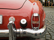 Bmw Racing Classic Bmw Photos - Old Mercede-Benz details by Odon Czintos