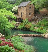Sandra McClure - Old Mill