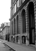 Photo Originals - Old Montreal Street Scene by Reb Frost