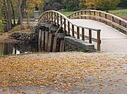 Concord Mass Art - Old North Bridge by Tracy Dugas