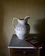 Old Pitcher Prints - Old Pitcher Print by Ineke Kamps