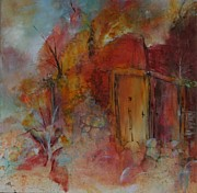 Stonewall Paintings - Old Places by Marcia Lardizabal