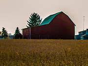 Alisha Greer - Old Red Barn