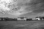 Royal Naval College Metal Prints - Old Royal Naval College Greenwich UK Metal Print by Pauline Cutler