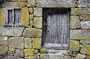 Entrance Door Photos - Old Rural House by Carlos Caetano