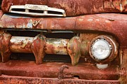 Bruce Flashnick - Old Rusted Ford V8 Truck