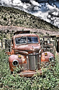 Donald Tusa - Old Rusted Truck 2