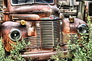 Donald Tusa - Old Rusted Truck