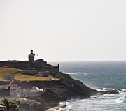 Puerto Rico Photo Originals - Old San Juan  by Sabrina  Hall