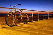 Beach Cruiser Photos - Old School by Jeff Bord