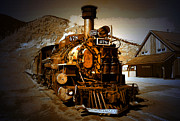 Western Art Digital Art - Old Silverton by David Lee Thompson
