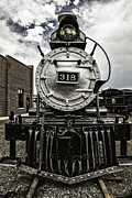 Justin Nagrassus - Old Steam Engine