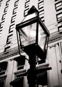 Lamp Post Prints - Old Steet Lamp  Print by Edward Myers