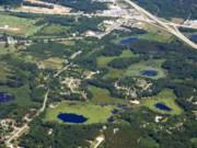 Bill Lang - Old Taylor Lake Waupaca