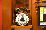 Randy J Heath - OLD TELEPHONE