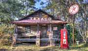 Dustin K Ryan - Old Texaco Service...