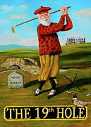 Brian Hustead - Old Tom Morris