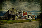 Edmonton Photographer Photo Prints - Old Town Witchit  Print by Jerry Cordeiro