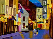 Rodney Campbell - Old Towne Quebec