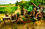 Tuscany Originals - Old Tuscany by John Galbo