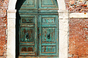 Jeanne  Woods - Old Venice Door