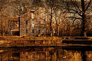 Farmingdale - New Jersey - Old Village - Allaire State Park by Angie McKenzie