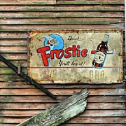 Signage Photos - #old #vintage #signage by Rene Wells