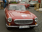 Bmw Racing Classic Bmw Photos - Old Volvo by Odon Czintos
