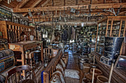 Grocery Store Prints - Old West General Store - Montana Print by Daniel Hagerman