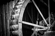 Cathedral Rock Photos - Old West Water Mill 2 by Darcy Michaelchuk