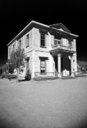 Old West Photo Originals - Old Western Courthouse-rural Arizona by Arni Katz