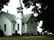 Glenna McRae - Old White Church of Yamhill County