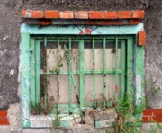 Frame House Photos - Old Window by Yali Shi