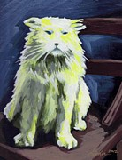 Vet Originals - Old World Cat by J Linder