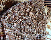 Anand Swaroop Manchiraju - OLDEN WOOD CARVINGS