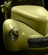 Oldtimer Metal Prints - Oldie But Goldie Metal Print by Barbara Teller