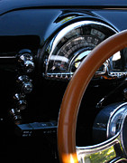 Digital Photography - Oldsmobile 88 Dashboard by Peter Piatt