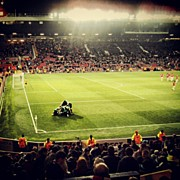 Sports Art - #oldtrafford #manchesterunited by Abdelrahman Alawwad