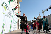 Olive Originals - Olive Festival at Manger Square by Munir Alawi