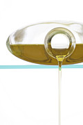 Kitchen Art Posters - Olive Oil Poster by Frank Tschakert