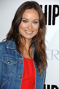 Whip It Premiere Prints - Olivia Wilde At Arrivals For Whip It Print by Everett